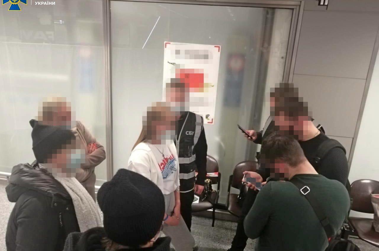 СБУ задержала гражданскую жену Давидченко: расследуют работу Telegram-каналов (фото) «фото»