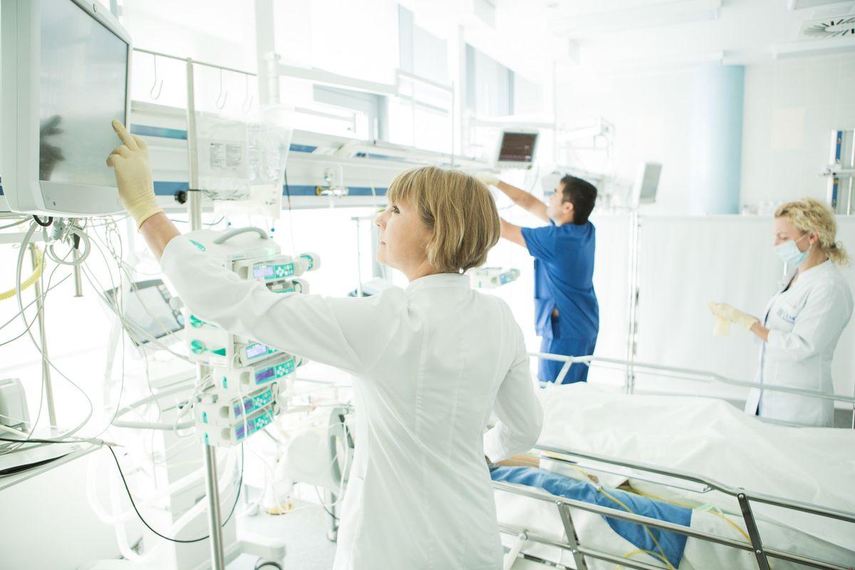 В Одесской области 9 больниц бесплатно лечат инсульт «фото»