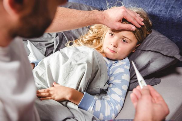 В Одессе среди детей растет заболеваемость ОРВИ «фото»