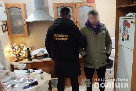 В Одессе задержали двух иностранцев с «товаром» более чем на полмиллиона (фото, видео) «фото»