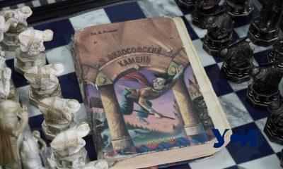 От Поттера до книг шрифтом Брайля: единственный в Одессе Музей современной книги (фото) «фото»