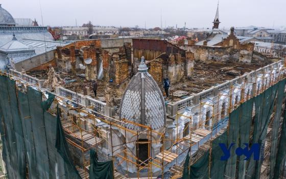 Заканчивать ремонт дома Либмана будет «новый» старый подрядчик «фото»