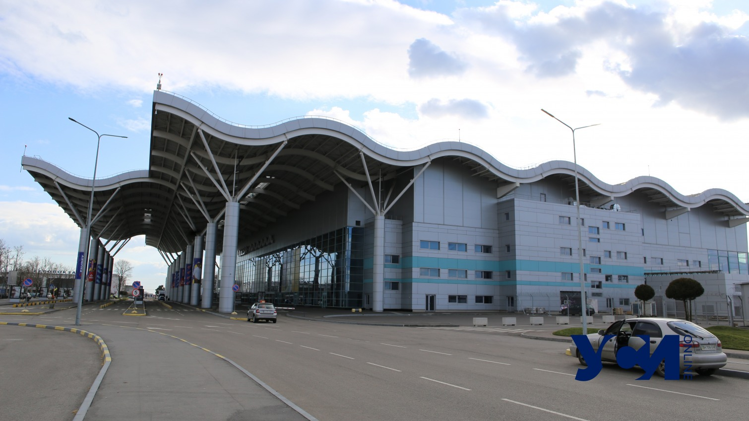 В аэропорту Одессы можно будет бесплатно парковаться у терминала (фото) «фото»