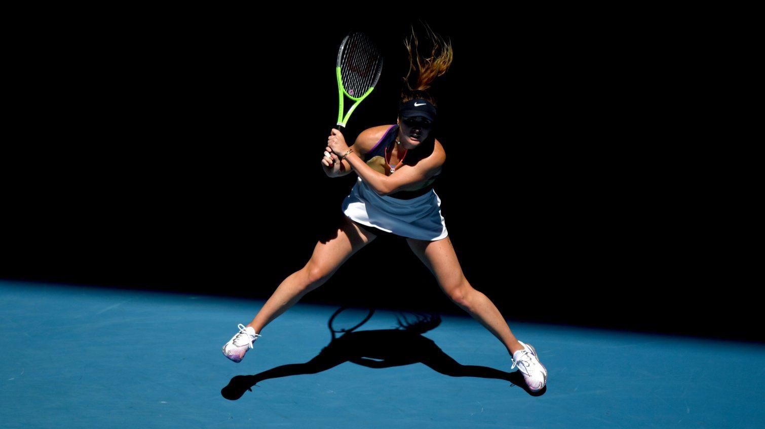 Американка не пустила одесскую теннисистку в четвертьфинал «фото»