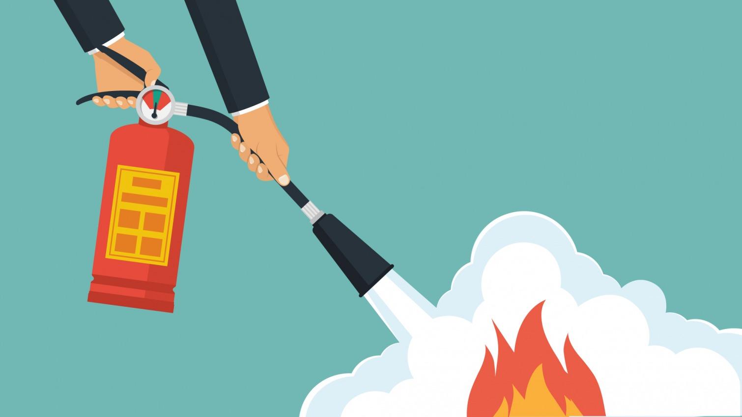 Техники нет, но вы учитесь: в ОСМД расскажут про пожарную безопасность «фото»