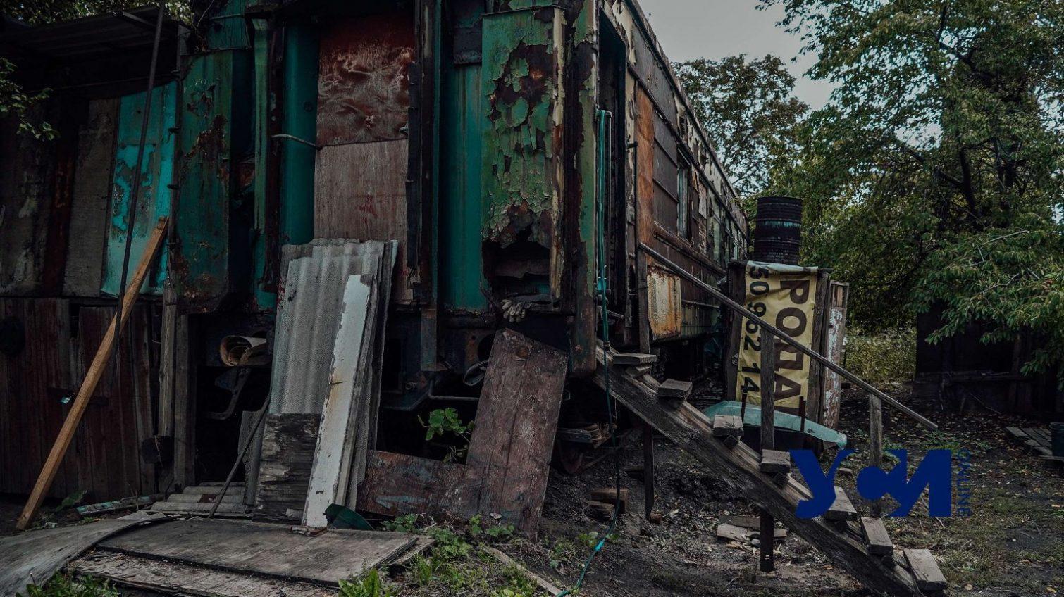Ужасные условия: представители Офиса омбудсмена посетили «железнодорожное гетто» под Одессой (фото) «фото»