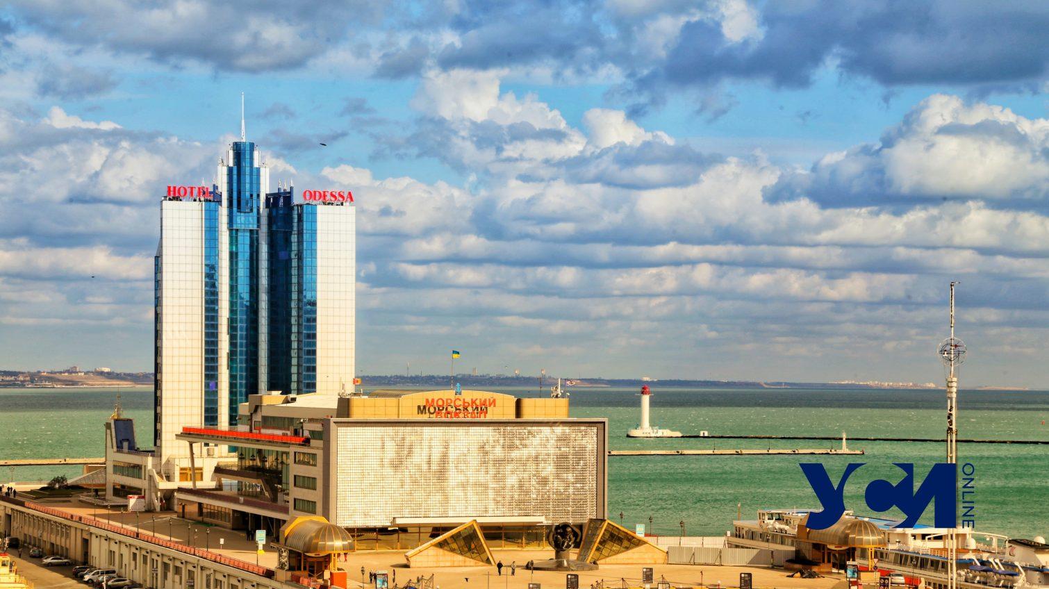 В порту появится отель международной сети на месте закрытой «Одессы» «фото»