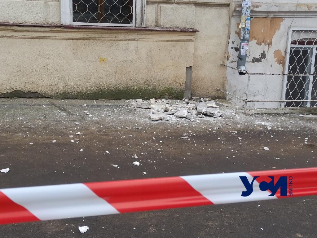 В центре Одессы рушится еще один памятник: жителей эвакуировали (фото, аудио) «фото»