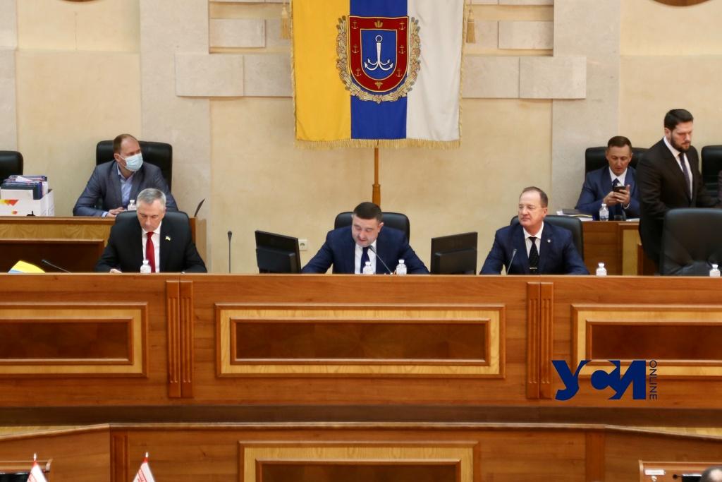 Одесский облсовет просит Зеленского защитить флот Дунайского пароходства «фото»