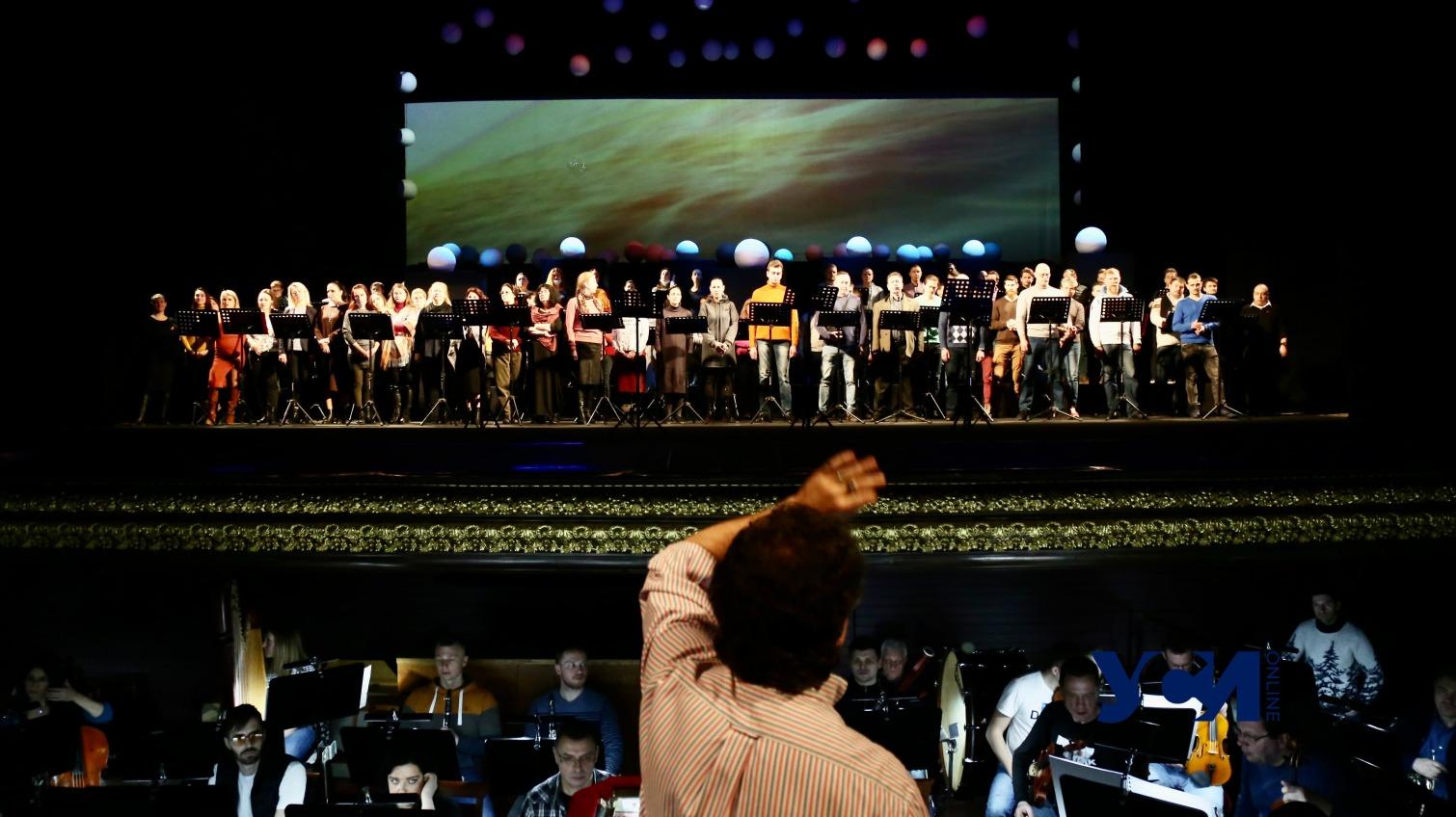 В Одесской опере готовятся к премьере «Искатели жемчуга» (фото) «фото»