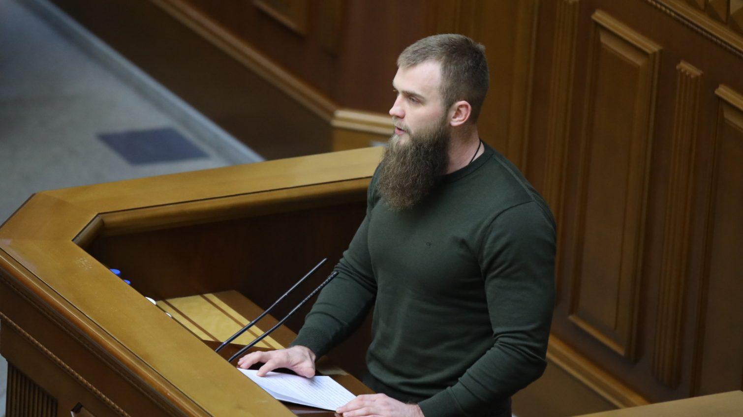Нардеп Дмитрук добился усиления ответственности за незаконное выселение из жилья «фото»