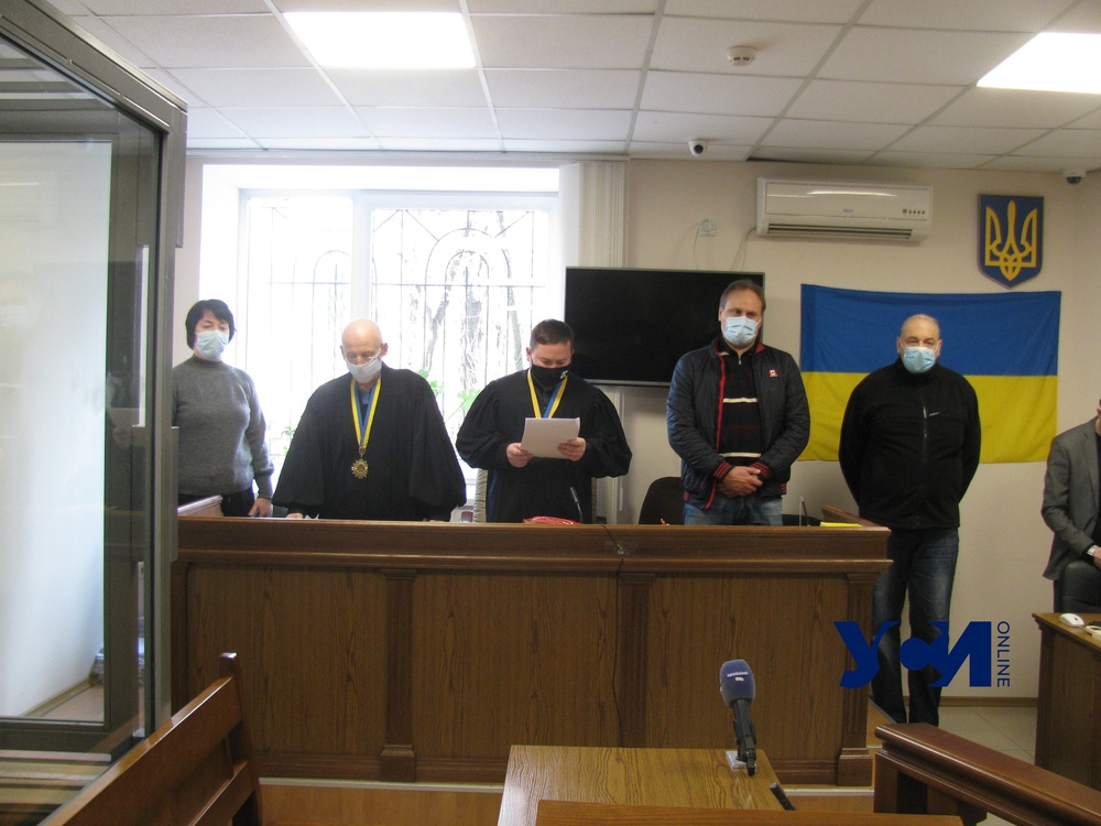Выпустили на волю: суд вынес приговор по делу о покушении на Юсова «фото»