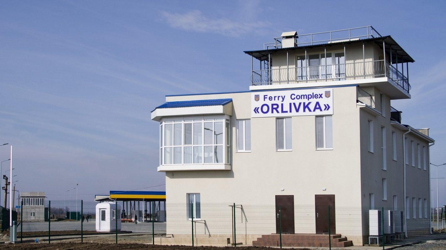 Паромная переправа в Одесской области открыла проезд в Румынию для всех «фото»