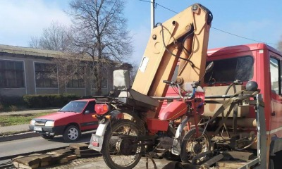 Одесская полиция взялась за мотоциклистов: проверяют документы «фото»