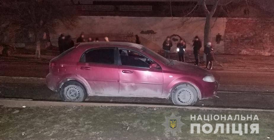Полиция задержала иностранца, напавшего на таксиста в Одессе (фото) «фото»