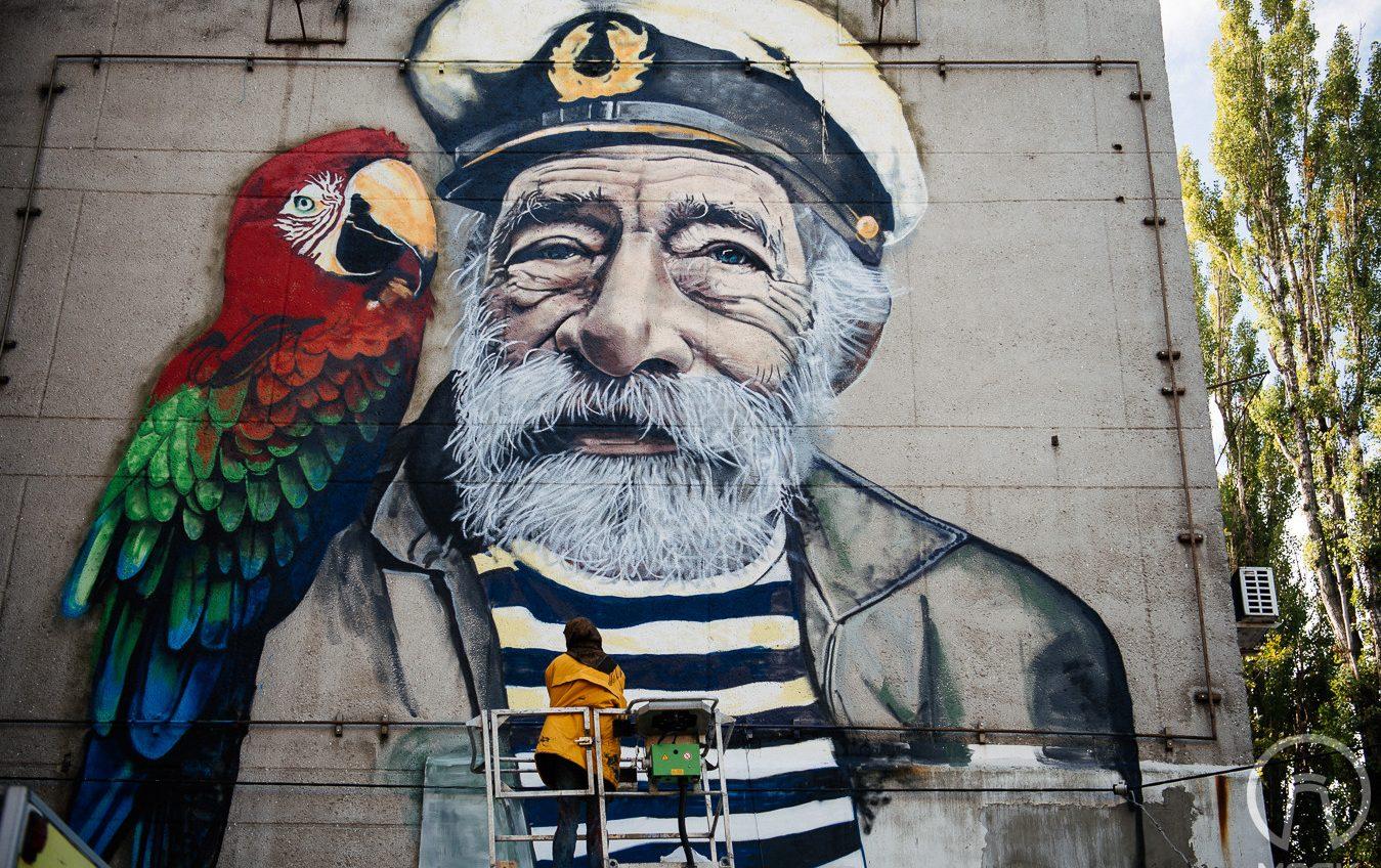 В Одессе простятся с ветераном дядей Вовой «фото»