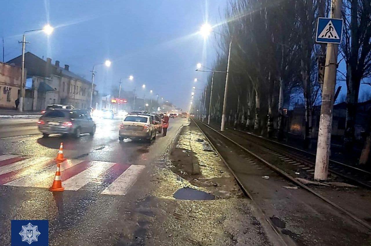 В Одессе за один вечер сбили двух пешеходов (фото) «фото»