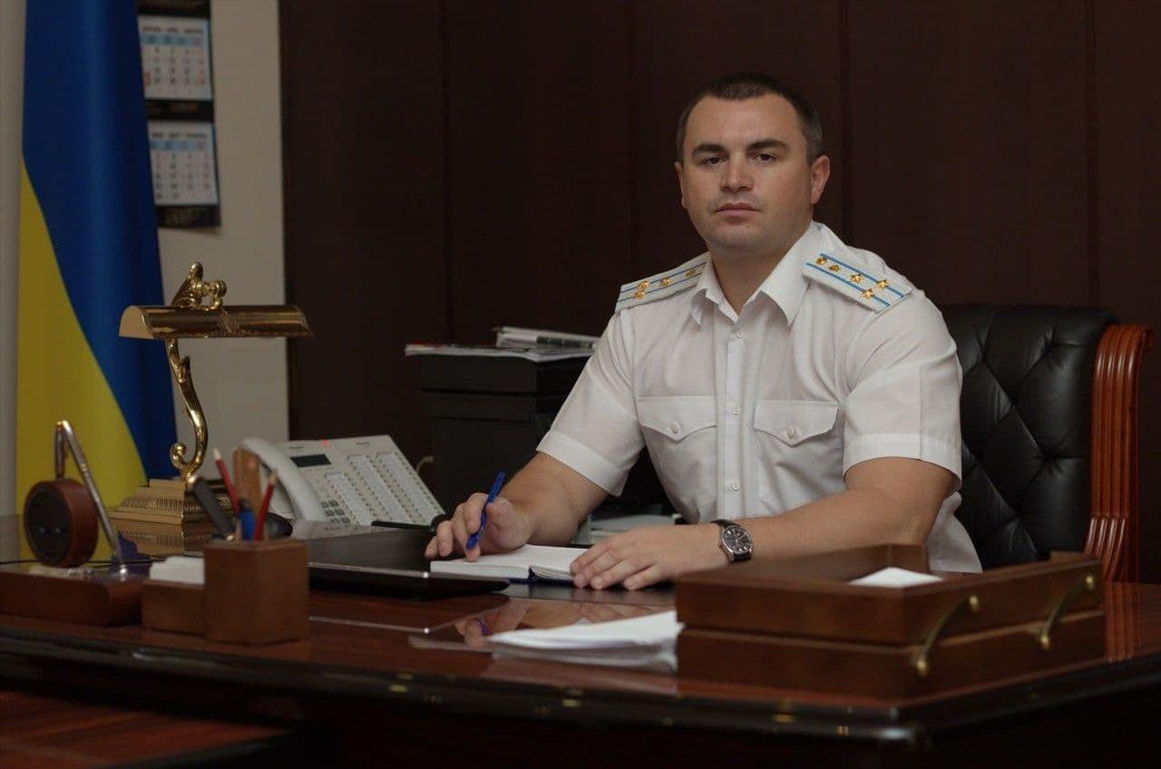 В Одессу назначили нового прокурора, уроженца Одесской области (фото) Обновлено «фото»