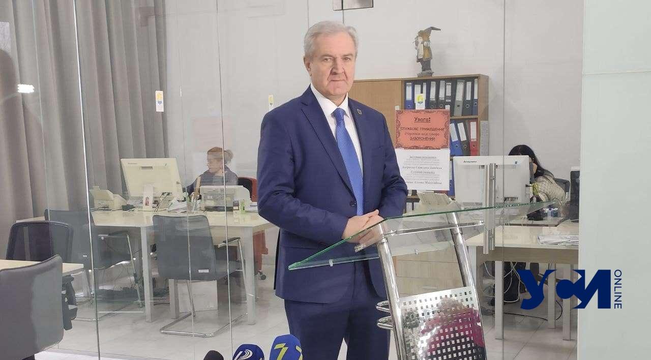 В Одессе планируют отремонтировать бассейн морской академии «фото»