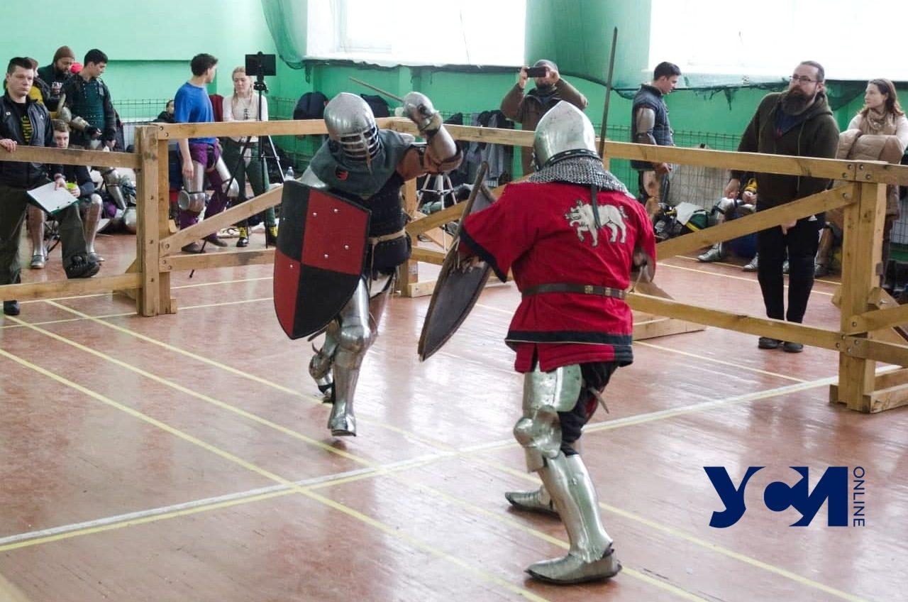 Назад в средневековье: одесситы прошли отборочные на «Битву наций» (фото, видео) «фото»