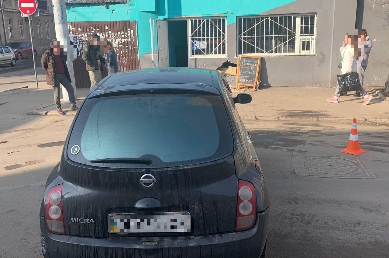 В ДТП на Молдаванке пострадали двое детей (фото) «фото»