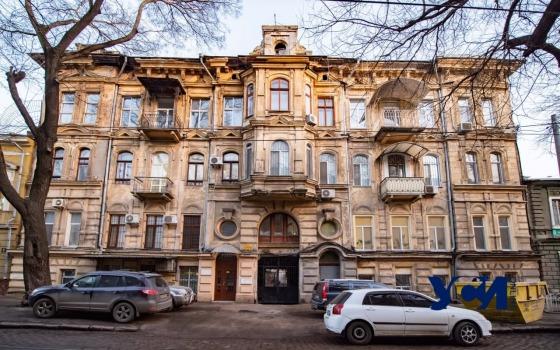 Иллюминаторы, герои Куприна и рушащийся фасад: как выглядит дом Балашева в Одессе (фото) «фото»