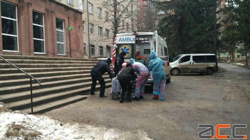 В больнице в Черновцах произошел взрыв: есть погибший «фото»
