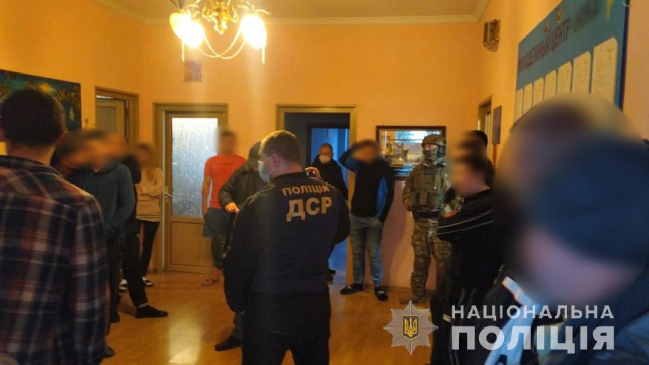 В Одессе закрыли «реабилитационный центр», где незаконно удерживали людей (фото, видео) «фото»