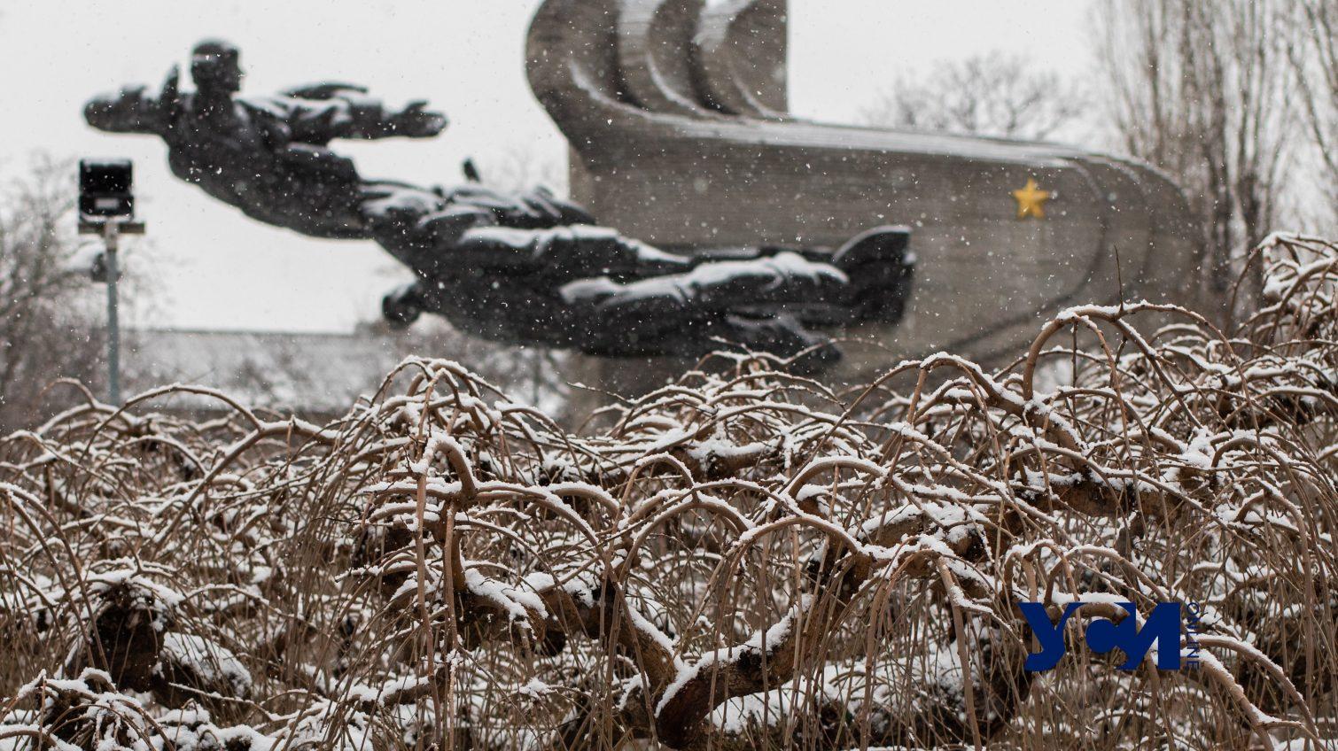 Одесситов ждет солнечная и морозная пятница «фото»