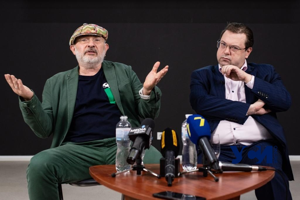 Марат Гельман заявил о создании в Одессе международного арт-проекта (фото, аудио) «фото»