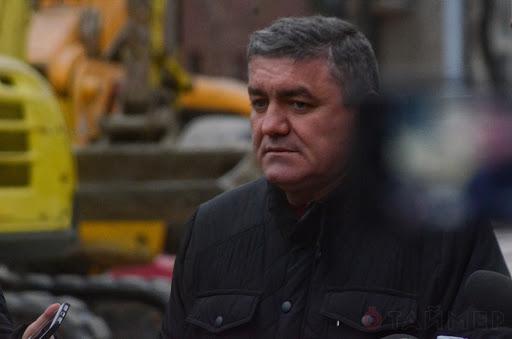 В Одессе назначен новый главный дорожник «фото»