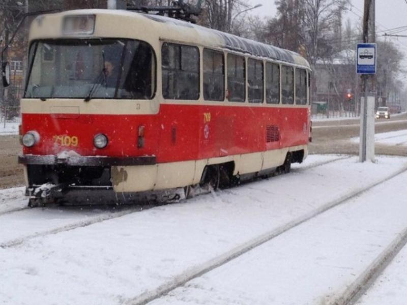 В Одессе нетрезвый мужчина упал под трамвай «фото»
