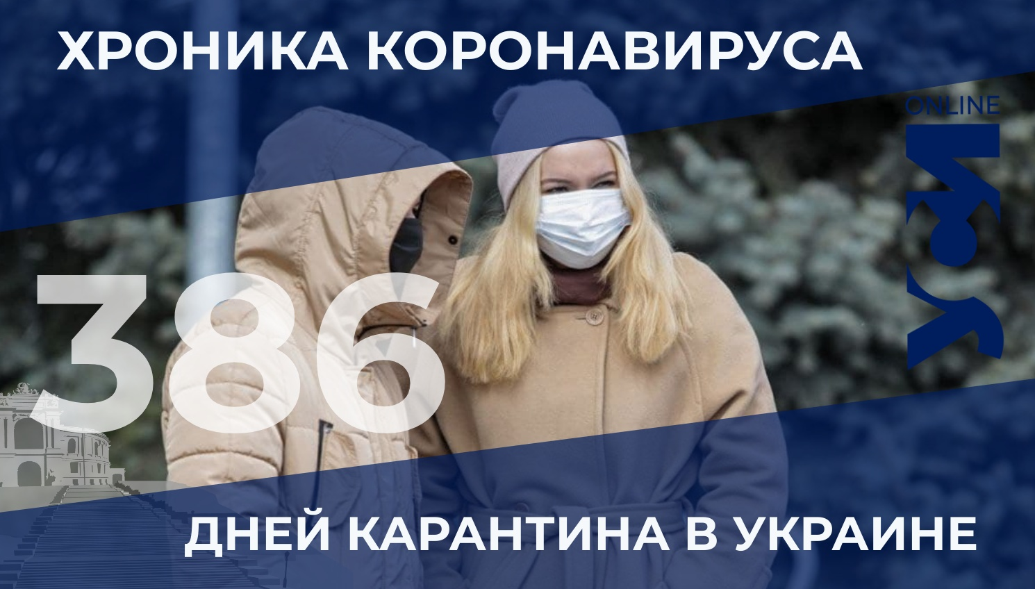 COVID-19: Одесская область на первом месте по количеству инфицированных и смертности «фото»