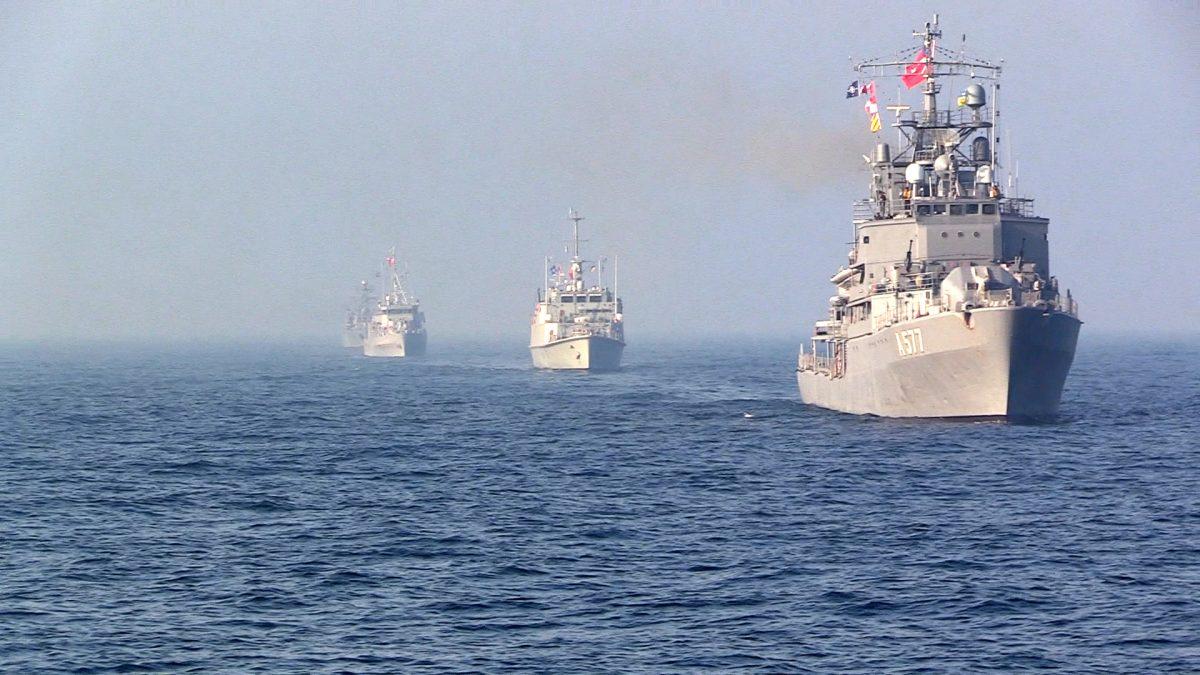 Украинские военные тренировались с группой НАТО (фото) «фото»