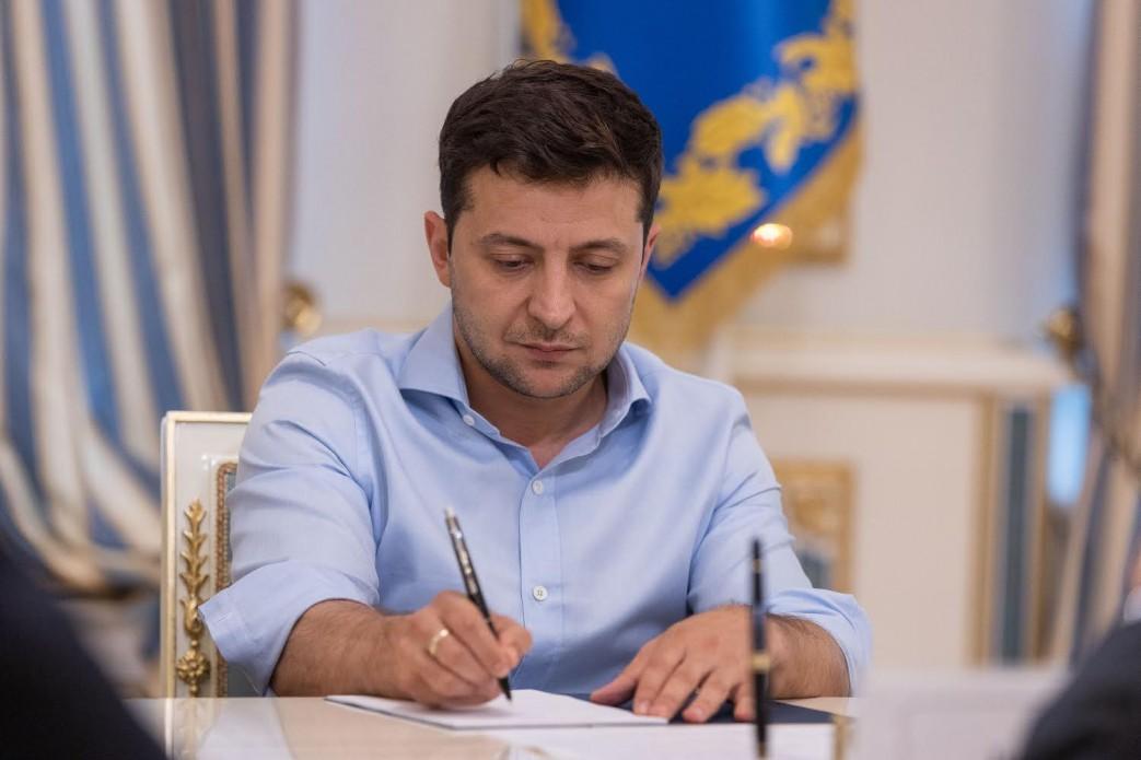 Президент уволил 13 глав районных администраций Одесской области «фото»