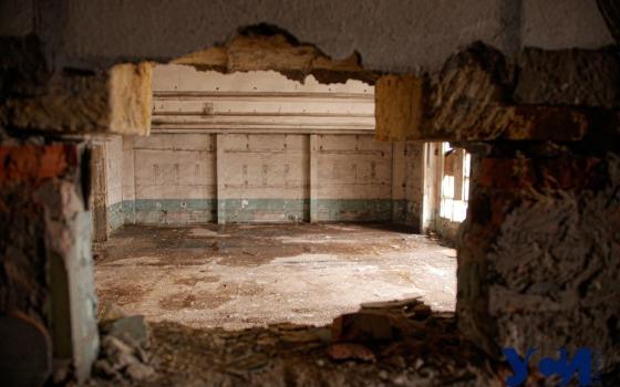 Из бюро кинооборудования в руины: заброшенное здание на Дальницкой (фото) «фото»