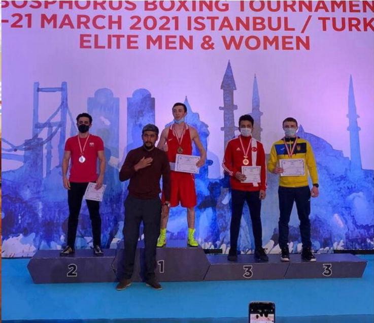 Спортсмен из Одесской области победил призера Олимпийских игр (фото) «фото»