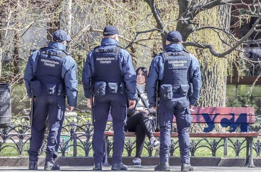 Коронавирус: Одесса — в лидерах по «карантинным» штрафам «фото»