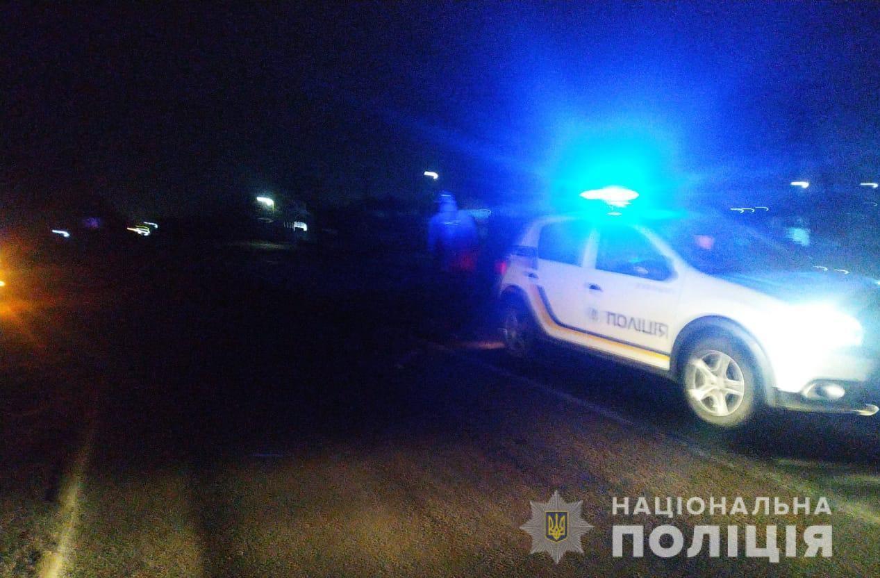 В Одесской области водитель переехал женщину, лежащую на дороге «фото»