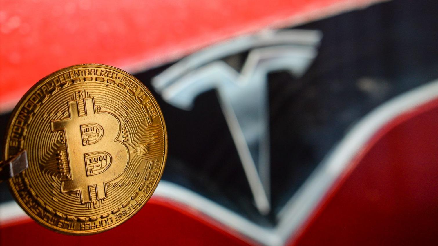 Теперь Tesla официально можно купить за биткоин, — Илон Маск «фото»