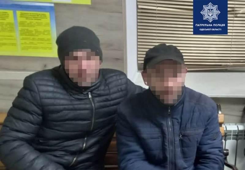 В центре Одессы двое неизвестных избили и ограбили студента «фото»