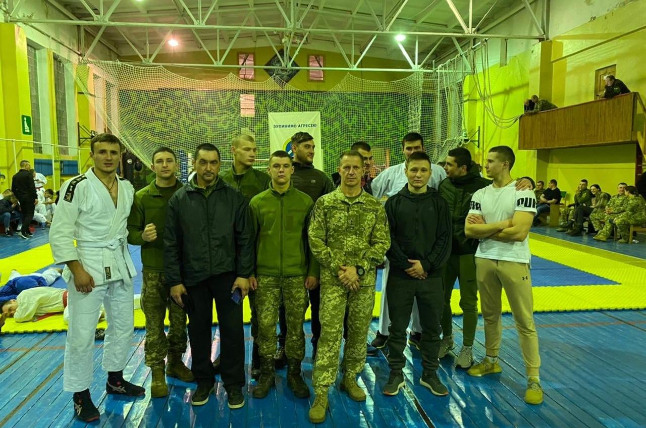 Боец одесской бригады стал чемпионом Сухопутных войск (фото) «фото»