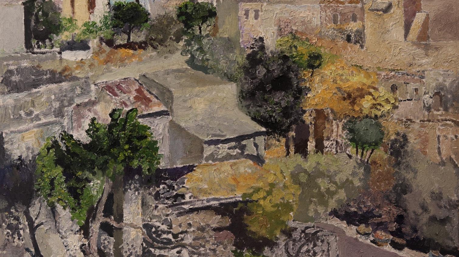 Коллекция Одесского худмузея пополнится 50 картинами Льва Межберга (фото) «фото»