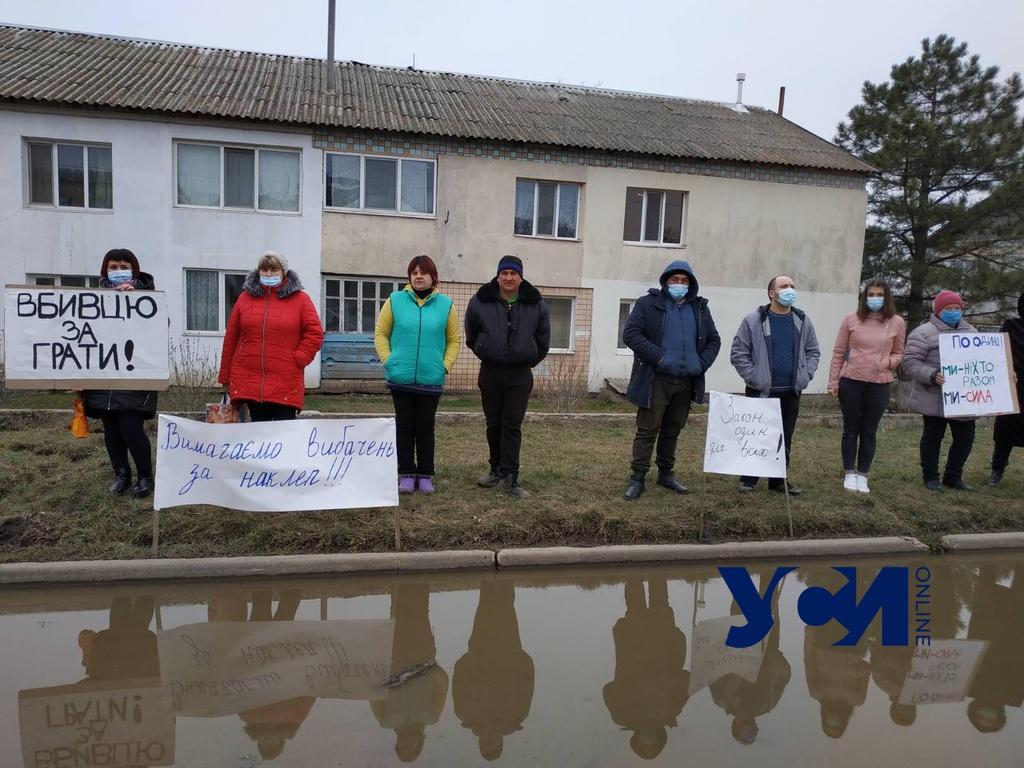 «Игорь не был гопником»: односельчане погибшего в ДТП с фотографом Никифоровым вышли на митинг (фото) «фото»