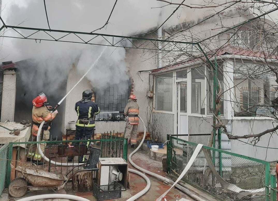 Смерть на работе: в Одессе умер спасатель, тушивший пожар на Ленпоселке «фото»