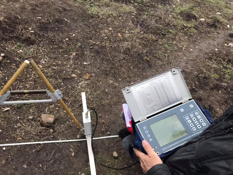 На 6-м километре определили местонахождение расстрельных ям (фото) «фото»