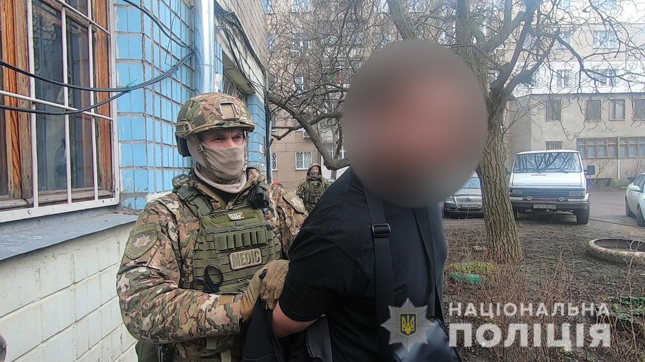 В Одесской области полиция нашла поджигателей-неудачников (фото, видео) «фото»