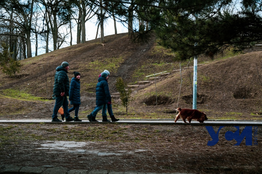 Одесситам обещают пасмурный вторник «фото»