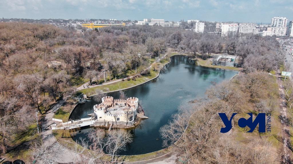 Первый день апреля в Одессе будет теплым «фото»