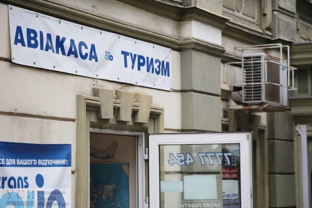 Депутаты обратятся в Кабмин по поводу рекламы в историческом центре Одессы «фото»